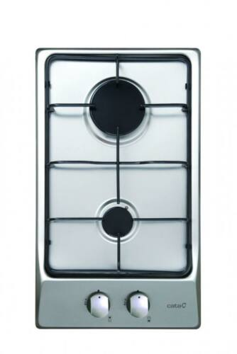 CATA 302 TI beépíthető domino gáz főzőlap