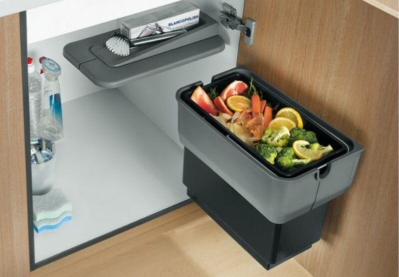 BLANCO SINGOLO hulladékgyűjtő
